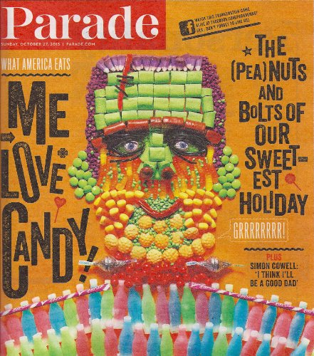 Halloween Candy Stories, Tim Conway, Delicious Ghost Cake Recipe - Parade -