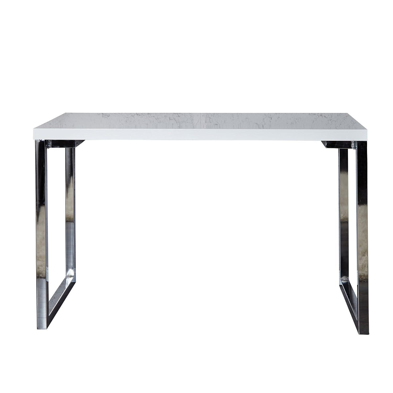 Verführerisch Schreibtisch 140x60 Referenz Von Design White Desk Cm Hochglanz Weiss Tisch