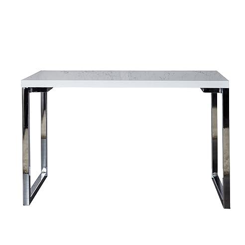 Schreibtisch design weiß  Design Laptoptisch WHITE DESK 160x60 cm hochglanz weiß ...