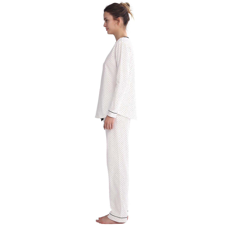 Amazon.com  Keyocean  Women Pajamas Set 7af74ffeb