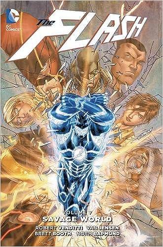 Book Flash HC Vol 7 Savage World