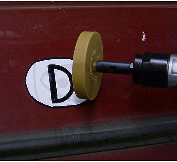 Bendel Gummischeibe Plakettenradierer 90mm Glatt 700726 Zi 9120 Motorrad Auto