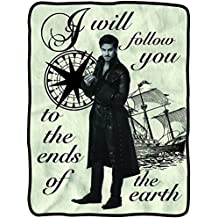 Once Upon a Time Hook I'll Follow You Throw