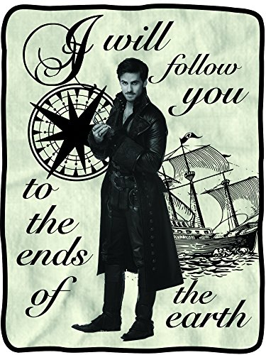 Once Upon a Time Hook I'll Follow You Throw (Once Upon A Time Snow And Charming)