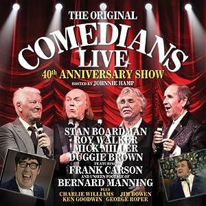The Original Comedians Live Performance