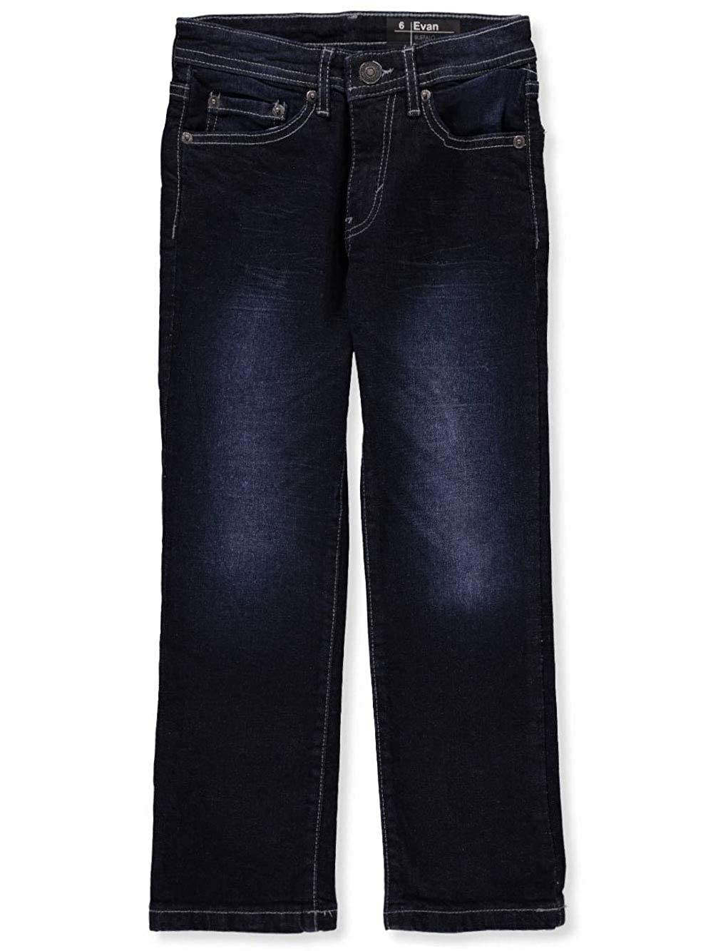 Buffalo Boys' Slim Straight Jeans