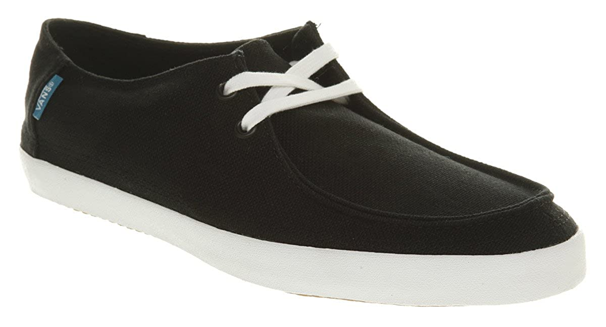 e9c8612febb Vans Rata Vulc Hemp Black - 7 Uk  Amazon.co.uk  Shoes   Bags