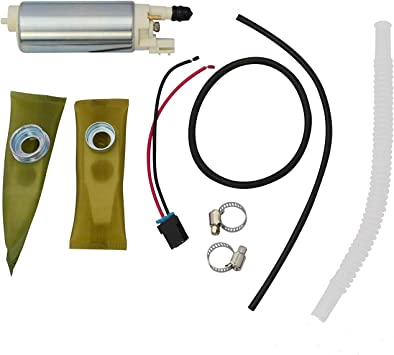 New GM Buick GMC Chevy Intank Replacement Fuel Pump w// Strainer Direct Fitment