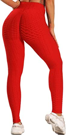 FITTOO Mallas Pantalones Deportivos Leggings Mujer Alta Cintura Transpirables Yoga Fitness Gran Elásticos