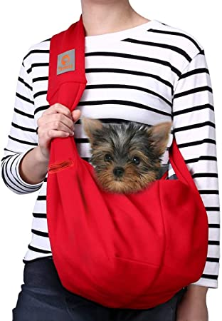 TOMKAS Dog Carrier for Small Dogs Puppy Carrier for Small Dogs