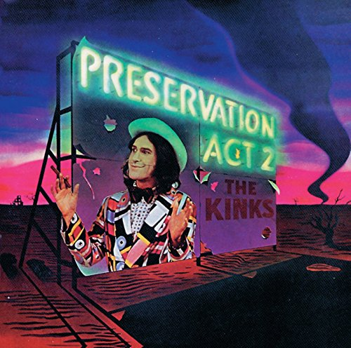The Kinks: Preservation Act 2 (Audio CD)