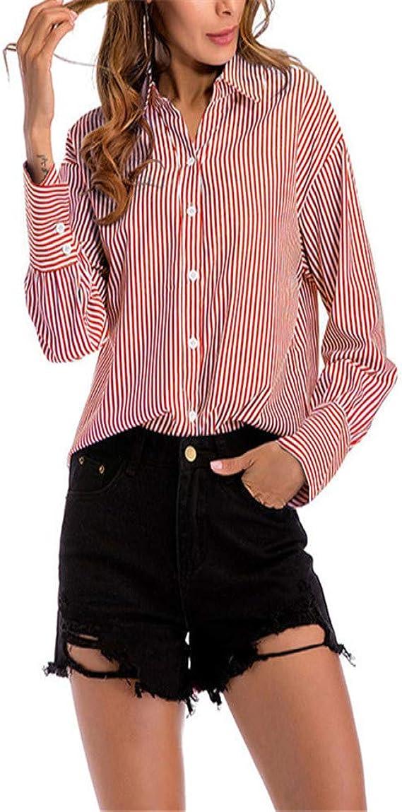 Discount - Camiseta de manga larga para mujer (manga larga ...