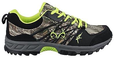 b63a537d57da2 Amazon.com | Men's Realtree Outfitters, Bobcat Hiking Sneaker CAMO ...