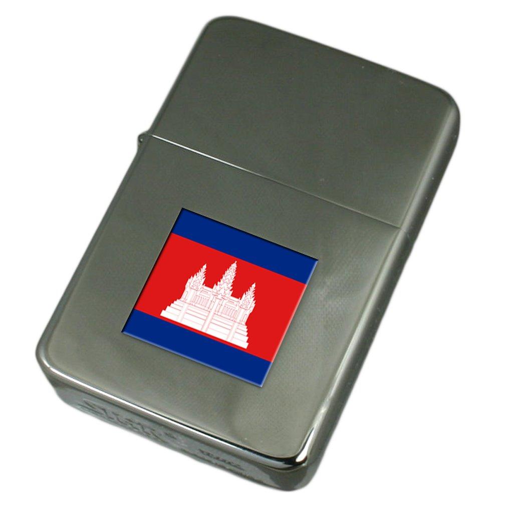 刻印された軽量のカンボジアの国旗   B078Y97736