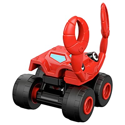 Fisher-Price Nickelodeon Blaze & The Monster Machines, Crab Truck: Toys & Games