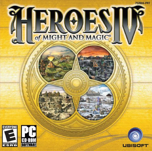 Heroes of Might and Magic IV Complete [Online Game Code] (Heroes Of Might And Magic 3 Complete)