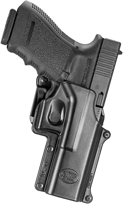 New Fobus Right Hand Paddle Holster Model GL3 for Glock 20//21//37