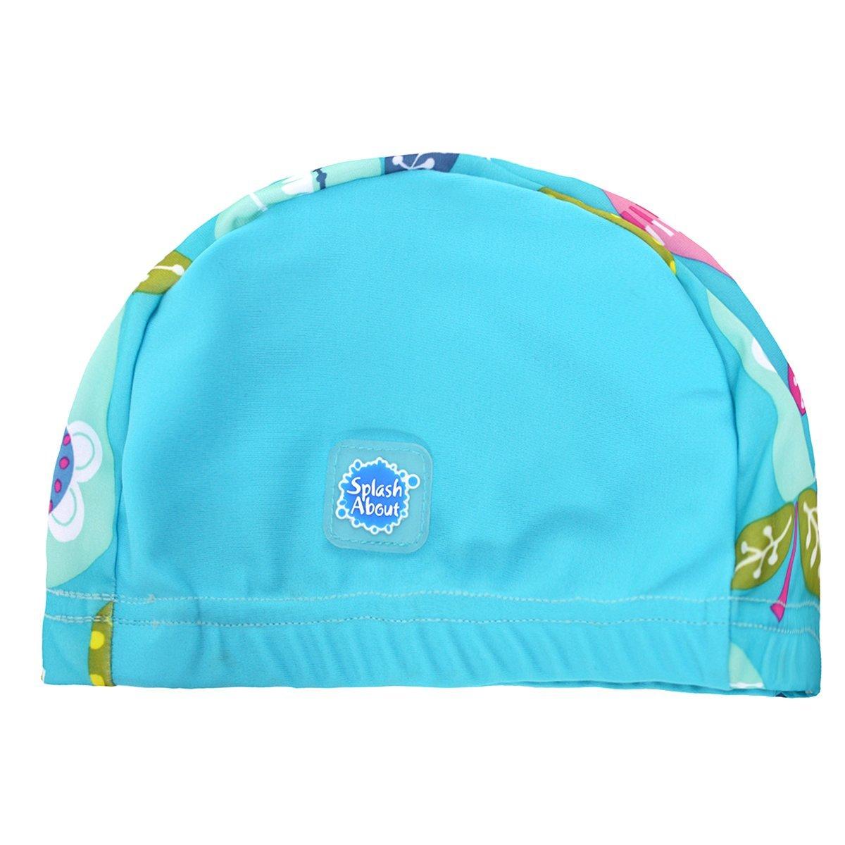 Splash About - Gorro de natación del Cabrito, Infantil, Color diseño de Barcos, tamaño 18 Meses: Amazon.es: Deportes y aire libre
