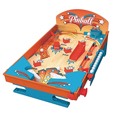 Classic Pinball Game: Toys & Games