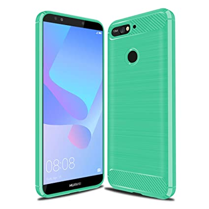 Afholte Amazon.com: Torubia Huawei Y6 Prime 2018 Case,Backcover Back Cover QL-86