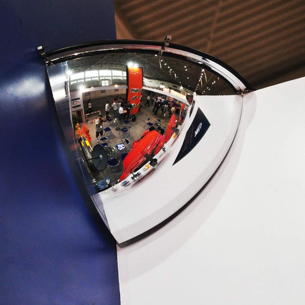 GJJ/屋内スーパーマーケット反射防止盗難防止セキュリティミラーガレージターンベンド凹面鏡 621 (Size : 63*53cm) 63*53cm  B07TFTN8TW