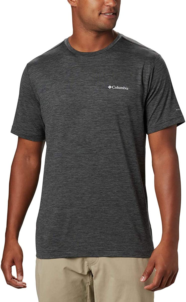 Columbia Men's Tech Trail Crew Neck: Clothing