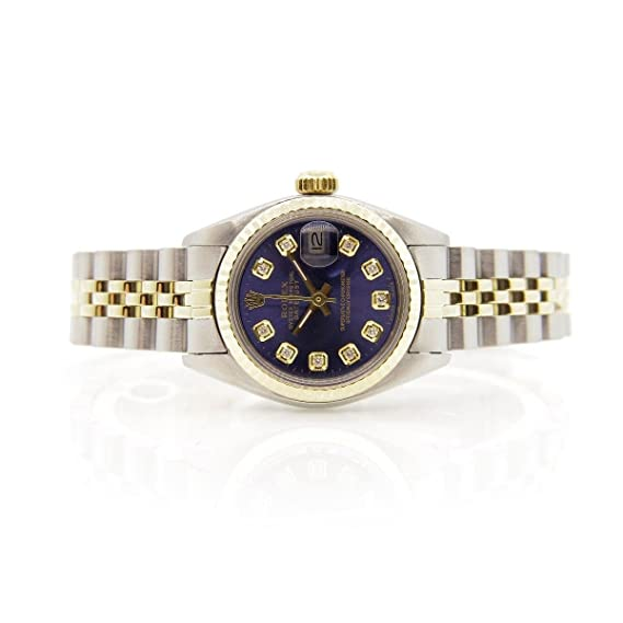 Rolex Datejust 6917 - Reloj hembra automático, autoviento