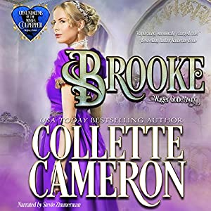 Brooke: Wagers Gone Awry Audiobook