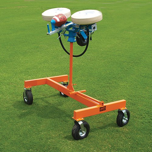 Fisher 1376901 Cart for Jugs Football Passing Machine - Football Passing Machine