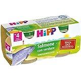 Omogeneizzato Hipp Salmone con Verdure