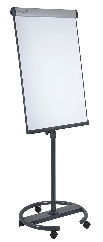 Legamaster 7 –  153600 Flipchart Universal Triangle Base rotonda Mobil Stand flacone 74 x 79 cm, 11.5 kg, 68 x 105 cm, colore: antracite 11.5kg 68x 105cm Legamaster GmbH (Office) 7-153600