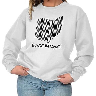 Amazon Com Ohio State Made In Ohio State Pride T Shirt Gift Ideas