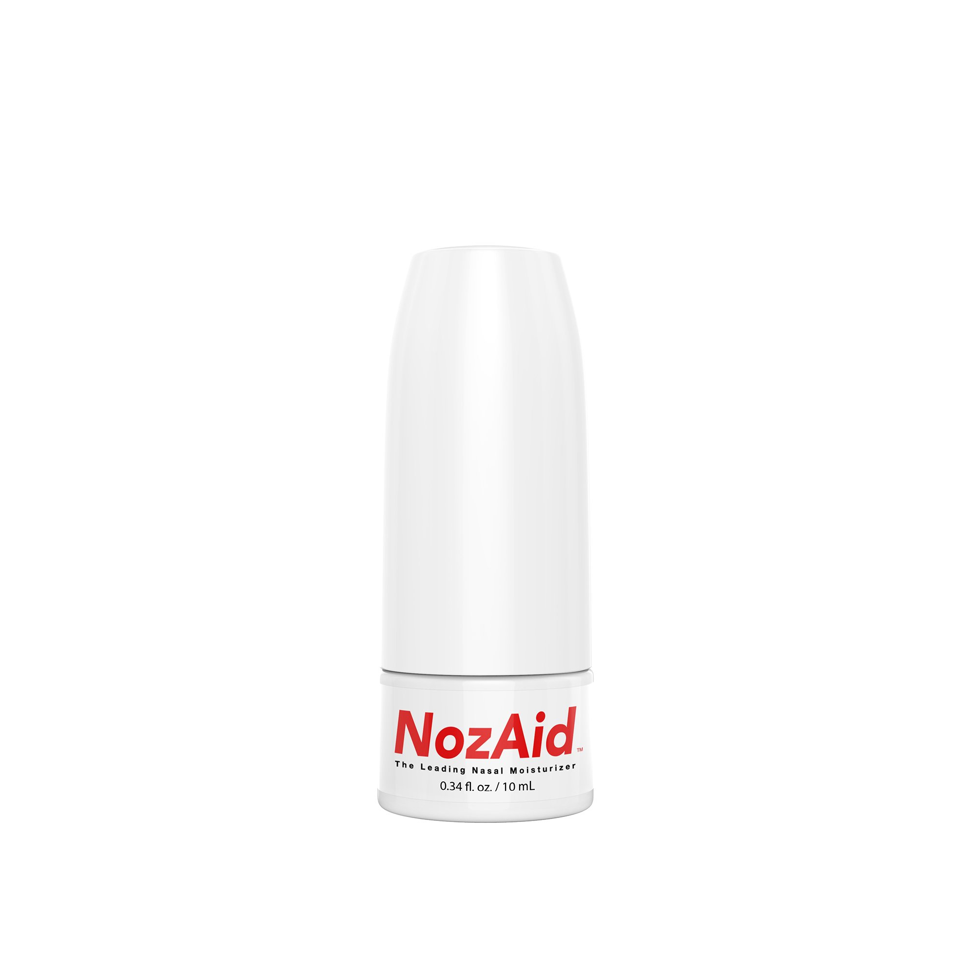 Nasal Spray Moisturizer with Sesame Oil .34 Ounce - Moisturizing Lubricant for Dry, Crusty, Cracked, Stuffy Nose Relief, Nosebleeds, Clear Breathing - Fragrance and Preservative Free by NozAid by NozAid (Image #5)