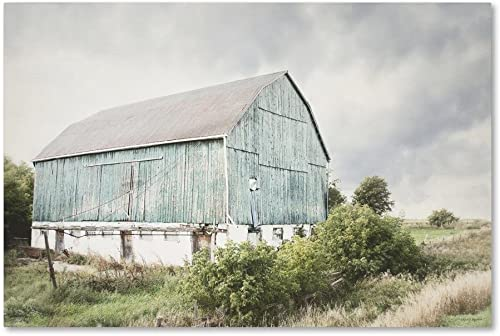 Late Summer Barn I Crop