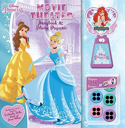 Disney Princess: Movie Theater Storybook & Movie (Disney Princess Movie)