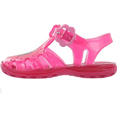 aecd285e790b Peppa Pig Beach Girls Jelly Shoes (4 UK Infant)  Amazon.co.uk  Shoes   Bags