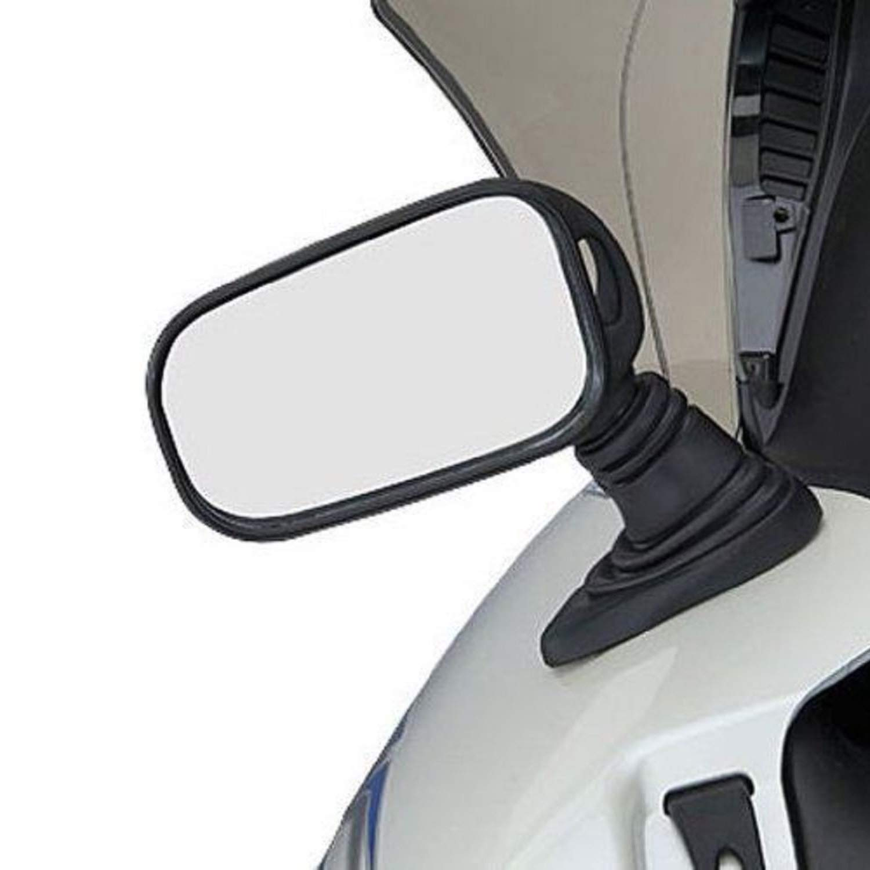 Polaris New OEM Snowmobile IQ Hood Mirror Kit PAIR/Set Double Pivot Wide Angle