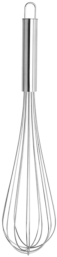 Fackelmann 43052 Nirosta - Varilla para batir (32 cm), Acero Inoxidable