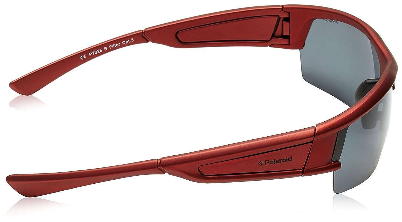 Amazon.com: Polaroid P7325/S – Gafas de sol unisex, talla ...