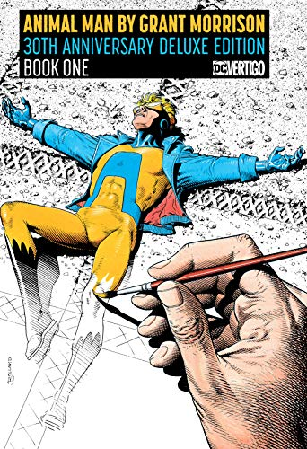 Animal Man by Grant Morrison Book One Deluxe Edition - Grant Morrison Book
