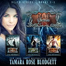 The Death Series, Books 1-3 Audiobook by Eric G. Dove Narrated by Tricia DiSandro, Eric G. Dove