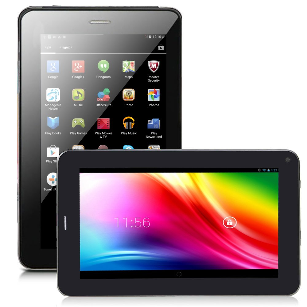 Indigi 7'' Android 4.4 Tablet PC w/ Sim Card Slot for Wireless SmartPhone Phablet