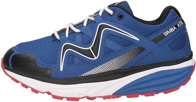 MBT Simba,Zapatillas para Mujer 37 5 Azul: Amazon.es: Zapatos y complementos