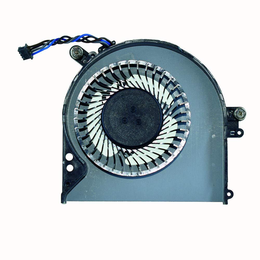 DREZUR CPU Cooling Fan Compatible for HP ProBook 640G2 645G2 640 645 G2 Series Laptop Cooler 840662-001 840663-001