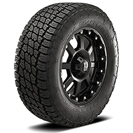 315 70r17 In Inches >> Nitto Terra Grappler G2 Performance Radial Tire Lt315 70r17 118r