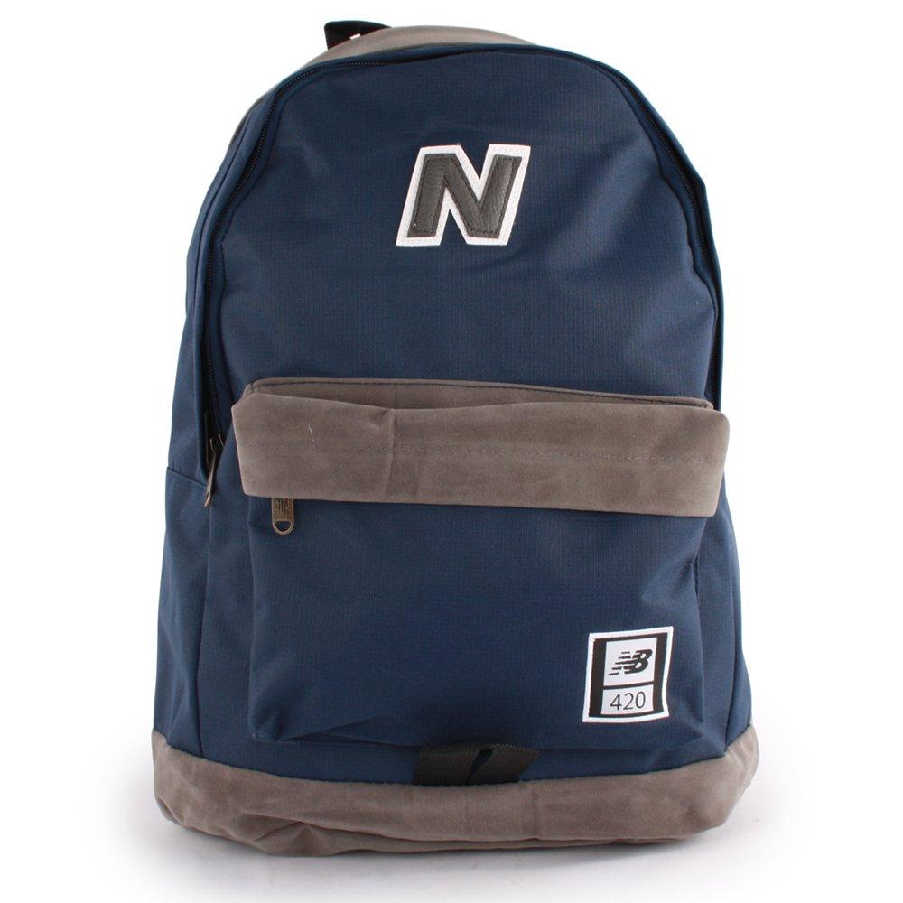 New Balance 420 Backpack Herren Tasche Blau: