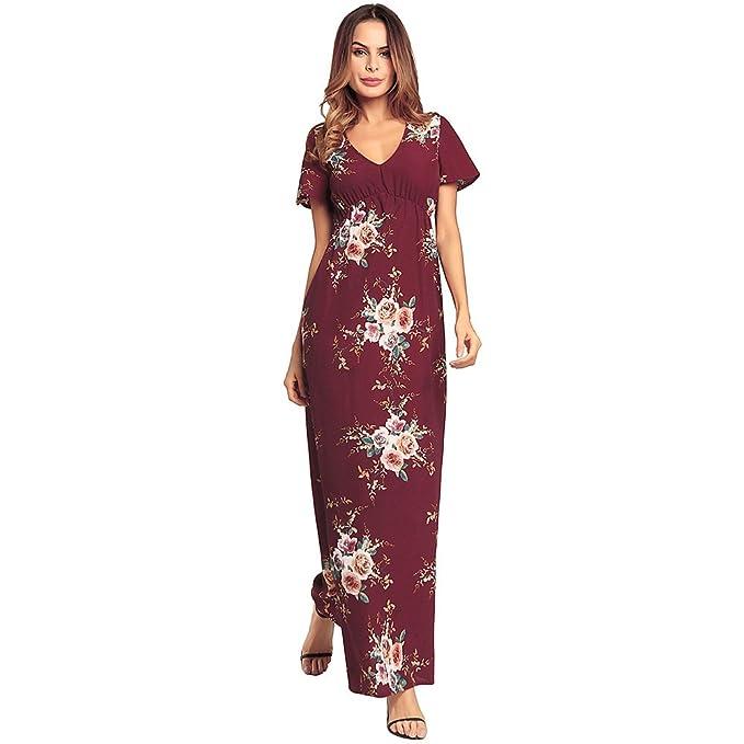 d1309ef8d9 Vestidos Largos Mujer