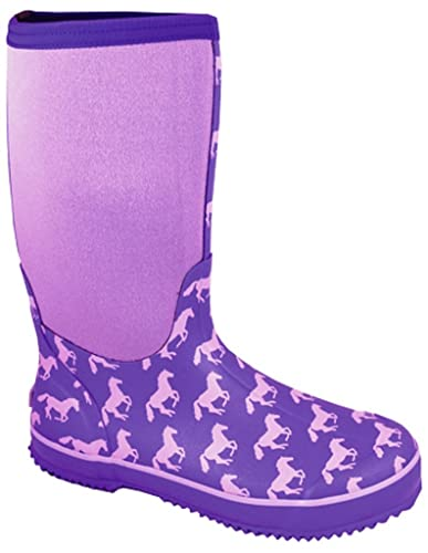 Ladies Amphibian All Weather Rain Boots - Artist Collection from Smoky Mountain