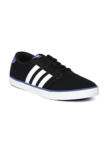 26b42d2fcc7 adidas neo Men Black VS Skateboarding Shoes  Buy Online at Low Prices in  India - Amazon.in
