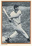 Ted Williams baseball card (Boston Red Sox) 1985 TCG Circle K #9